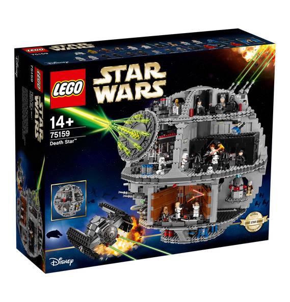 [Galeria Kaufhof] Lego Todesstern 75159 für 377,99 mit NL Coupon