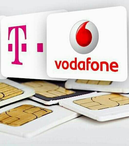 MediaMarkt Telekom oder Vodafone 4Gb/Tel./SMS/Huawei Mate 10 pro & watch 2