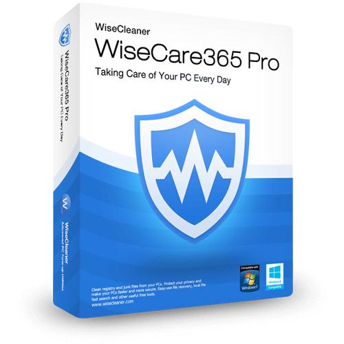 [CHIP ADVENTSKALENDER] WiseCare365 Pro kostenlos