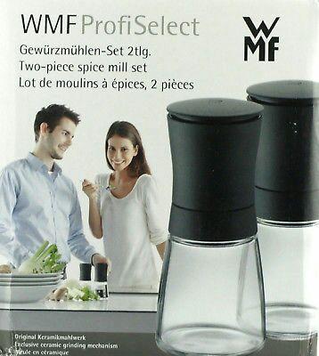 WMF Profi Select Salz und Pfeffermühle 2er set, xxxl