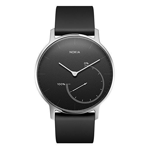 [Amazon UK] Nokia Steel Aktivitätstracker in weiß oder schwarz für ~75,65 €