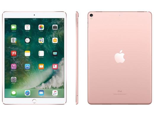 "IBOOD: Apple iPad Pro 10.5"" - 64GB WiFi - rosa - aktuelles Modell - 599,95 EUR zzgl. VSK"