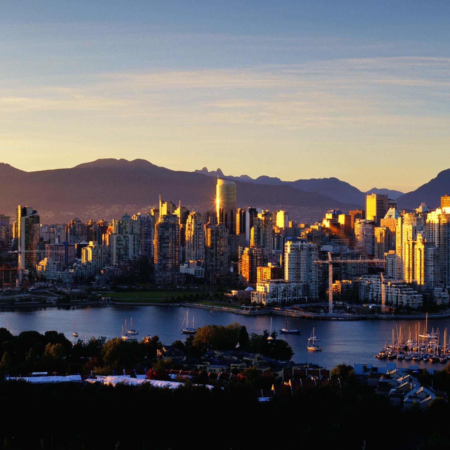 Flüge: Kanada [Januar - März] - Hin- und Rückflug von Amsterdam nach Vancouver ab nur 380€ inkl. Gepäck
