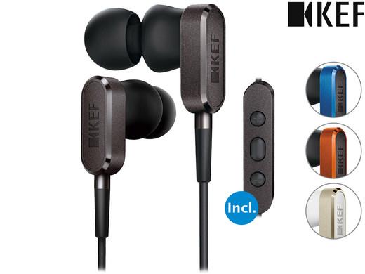 [ibood] KEF M100 Hi-Fi In-Ear-Kopfhörer (versch. Farben)