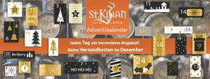 Start des Adventskalender bei St. Kilian Distillers
