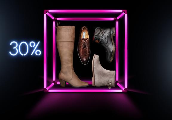 [Galeria Kaufhof] 30% auf Damen- und Herrenschuhe