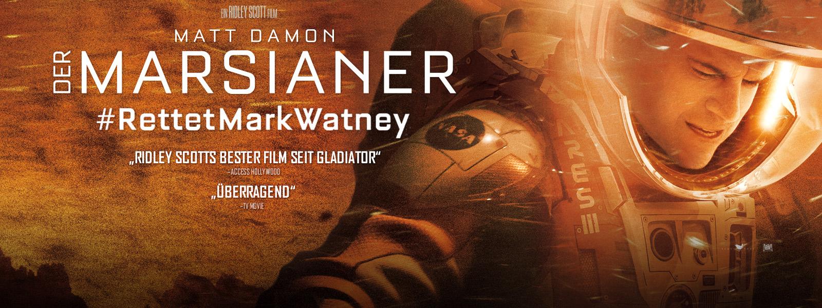 Der Marsianer (HD) zum Leihen für 0,99€ [Amazon Video]