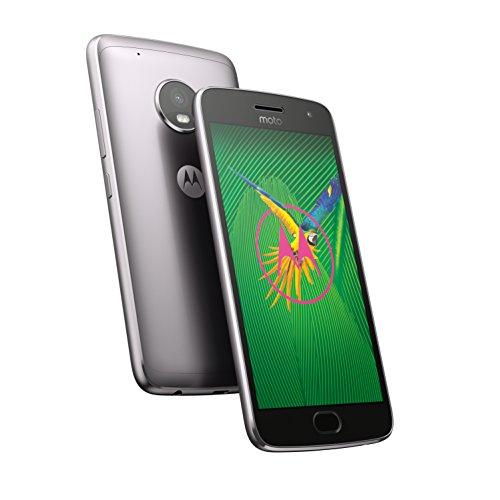 Lenovo Moto G5 Plus Dual-SIM (5,2'' FHD IPS, Snapdragon 625 Octacore, 3GB RAM, 32GB eMMC, 12MP + 5MP Kamera, 3000mAh mit Quick Charge) [Amazon]
