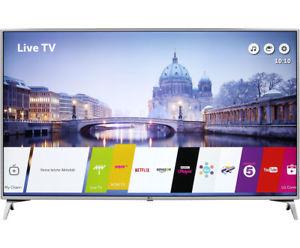 [ao@eBay] LG 55UJ6519 - 55 Zoll Ulta HD Fernseher (4K, Triple Tuner mit DVB-T2, Smart TV, Active HDR, 60 Hz nativ)