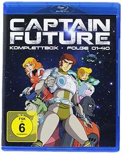 Captain Future BD