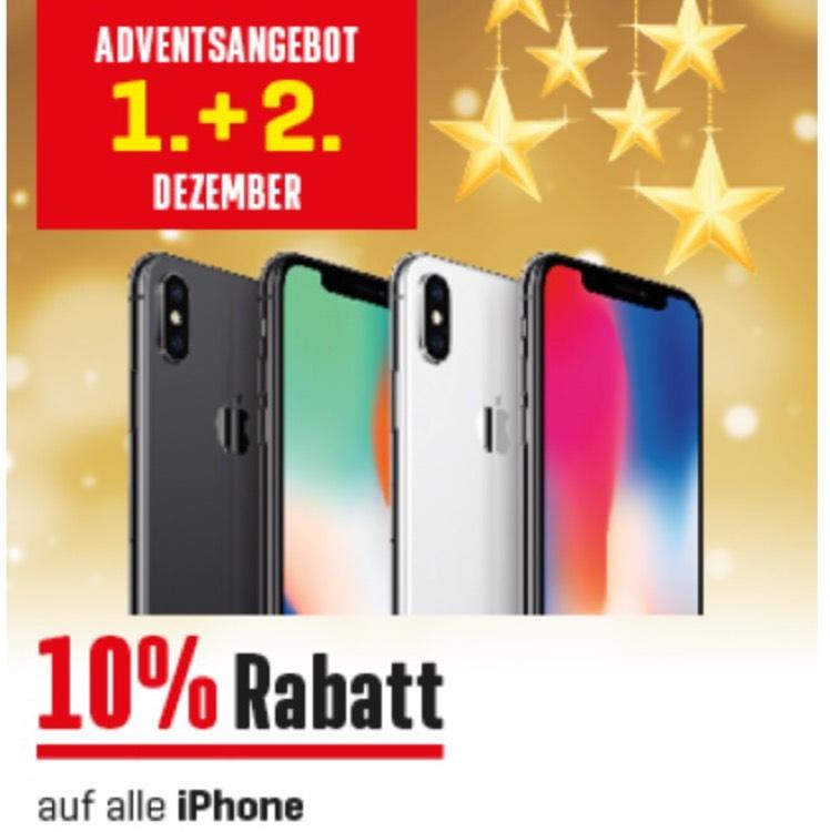 [Schweiz] Adventsangebot: 10% auf alle iPhone