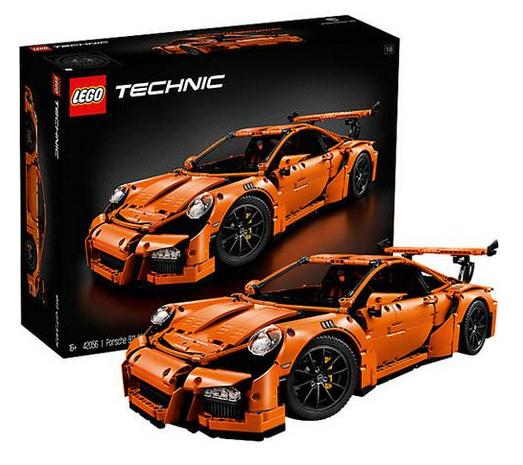 [dodenhof.de] LEGO Technic - Porsche 911 (42056)