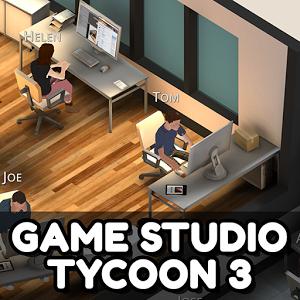[Android] Game Studio Tycoon 3 - kostenlos statt 4,09€