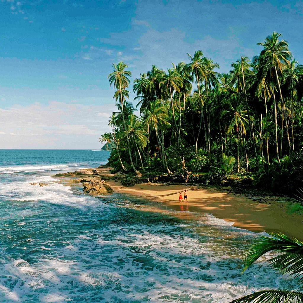 Flüge: Costa Rica [März - Juni] - Hin- und Rückflug mit Top Flugzeiten von Luxemburg nach San Jose ab nur 379€ inkl. Gepäck