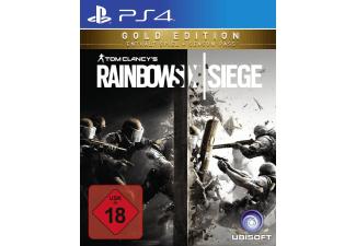 [Saturn] Tom Clancy's Rainbow Six Siege - Gold Edition für PS4