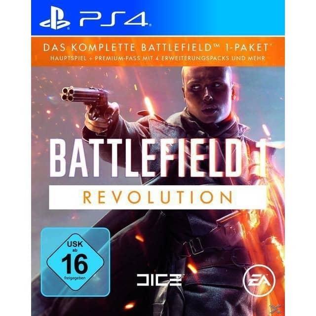 Battlefield 1 Revolution [PS4]  für unter 30 Euro