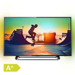 @eBay WOW: Philips 43PUS6262 108cm 43 Zoll Ultra HD 4K LED Fernseher Ambilight Smart TV