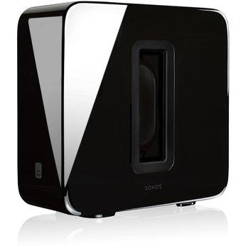 Sonos SUB - Euronics - Aktiv Subwoofer - schwarz und weiß