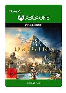[eBay] Assassin's Creed Origins Xbox One Download Code