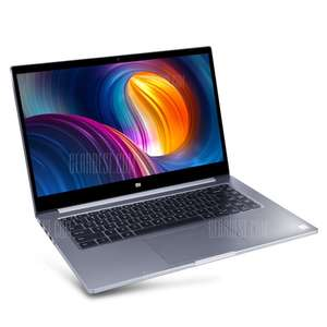 Original Xiaomi Mi Notebook Pro - Core i7, 15,6'' FullHD, 16GB RAM, 256GB SSD, deep gray