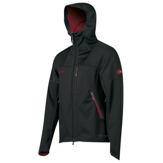 [Sport Schuster] Mammut Ultimate Hoody Softshell Jacke für Männer und Frauen