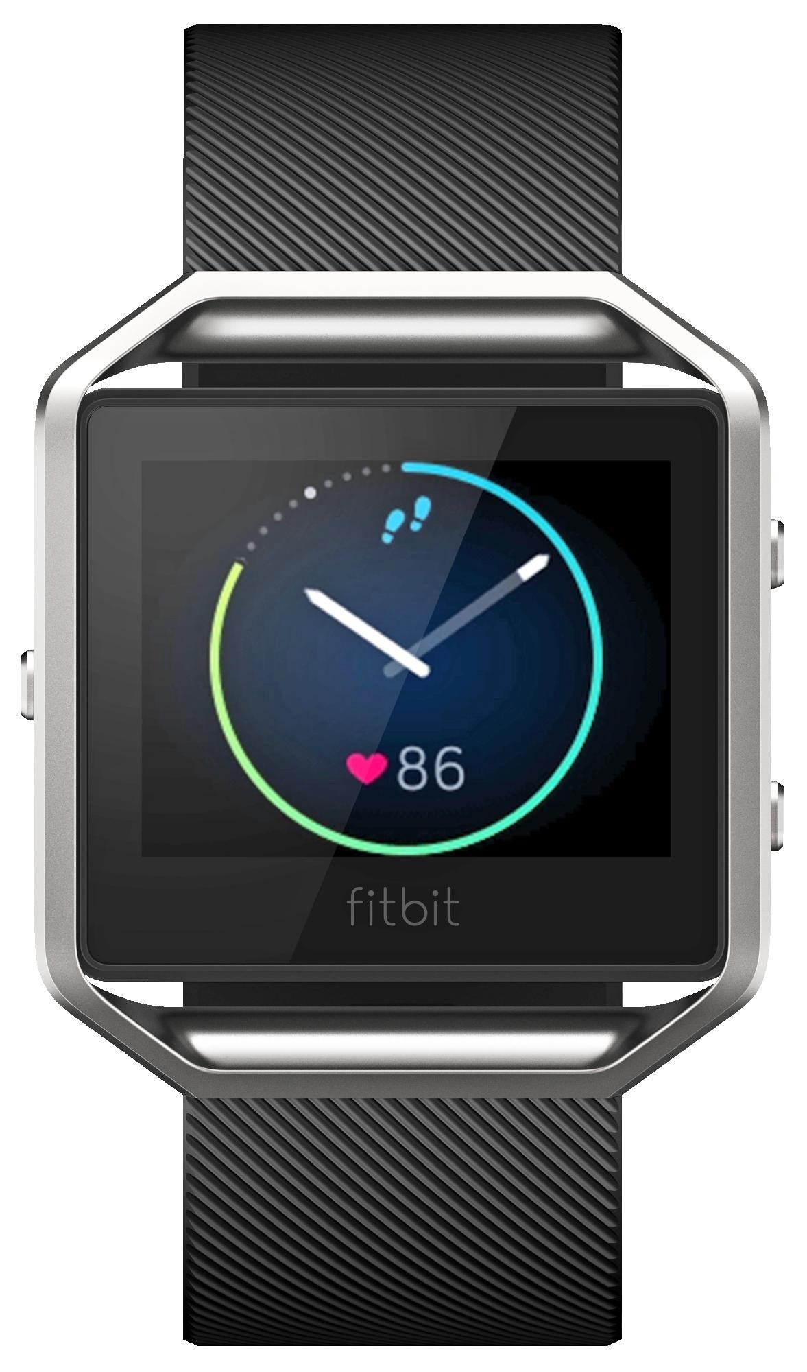 Fitbit Blaze S/L Smartwatch / Pulsuhr