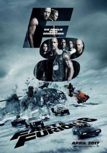 Fast & Furious 8 (HD) zum Leihen für 90 Cent (chili.com)