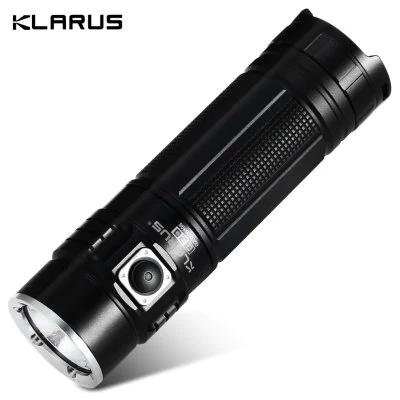 (Gearbest) Taschenlampe Klarus G20 mit Ladefunktion inkl. Akku (Cree XHP70 LED)