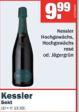[Lokal] Raum Stuttgart: Kessler Hochgewächs im Angebot