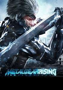 Metal Gear Rising: Revengeance (Steam) 3.99€ (Gamesplanet)