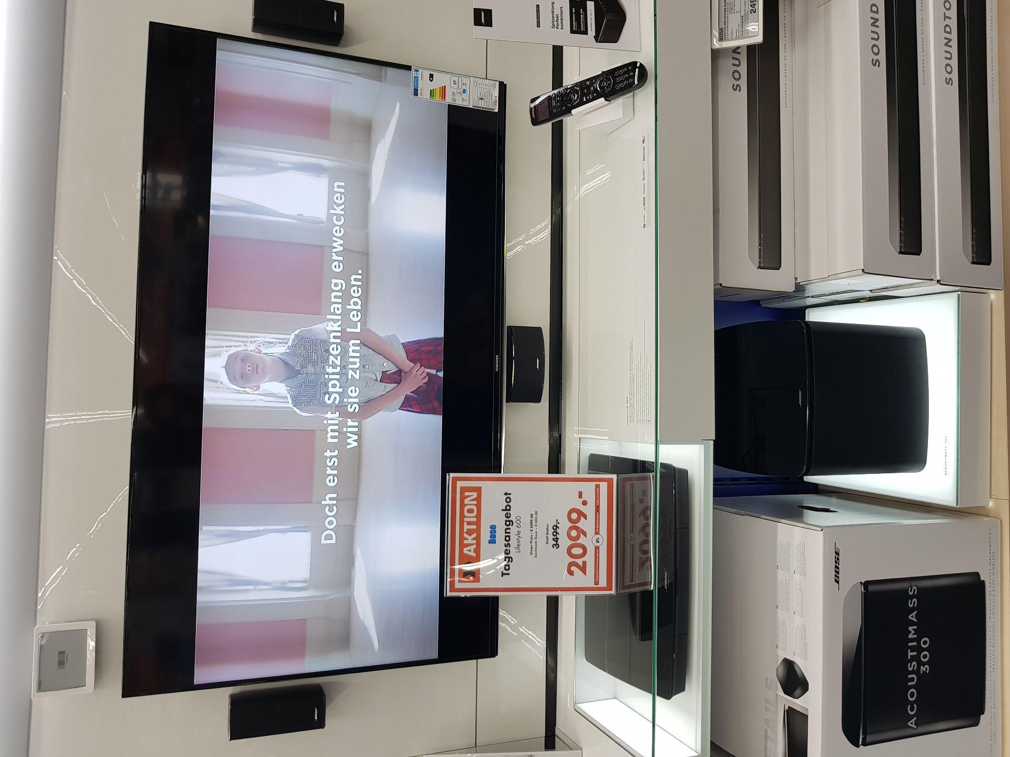 [Saturn Hilden] Bose Lifestyle 600 zum effektiven Preis von 2099