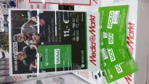 Media Markt Gütersloh Xbox Live Gold 3 Monate