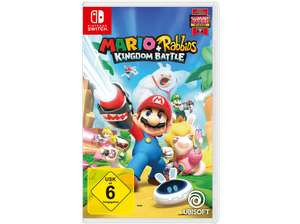 Media Markt Adventskalender - Tag 1: z.B. Logitech 950 für 88€, ​Sandisk Ultra microSDXC Class 10 UHS-I 128GB​ für 29€ oder ​Mario + Rabbids: Kingdom Battle [Switch] für 39€