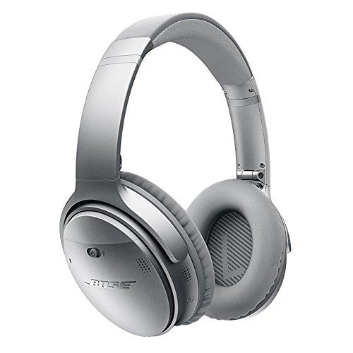 Bose ® QuietComfort 35 kabellose Kopfhörer silber [Amazon.de]