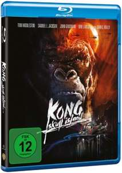 Kong: Skull Island [Blu-ray] für nur 8,94€ [aplhamovies]