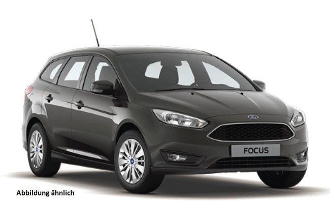 Ford Focus Turnier 1.0 Business Edition Navi mit Automatikgetriebe für 159,00 € Brutto Leasingrate / Monat für 36 Monate mit 10.000 km pro Jahr