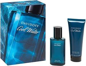 [Amazon Prime] Davidoff Cool Water homme/man Set (Eau de Toilette, 40 ml +Duschgel, 75 ml)