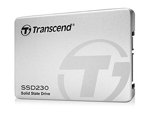 Transcend SSD230S 256 GB interne SSD (6,4 cm (2,5 Zoll), SATA III, 3D NAND, mit Aluminium-Gehäuse) silber inkl. Vsk für 80,91 € > [amazon.fr]