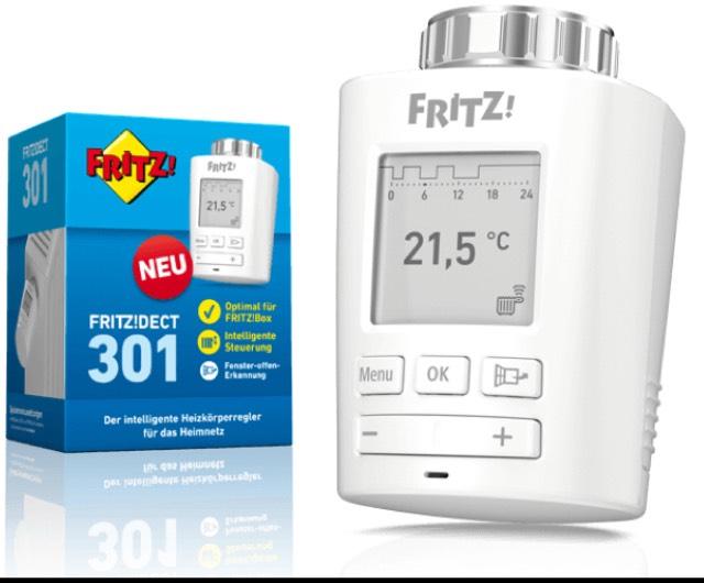 AVM Fritz!DECT 301 nur 47€ bei Amazon.de