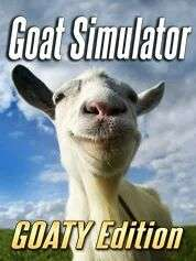 Goat Simulator GOATY Edition (PC)