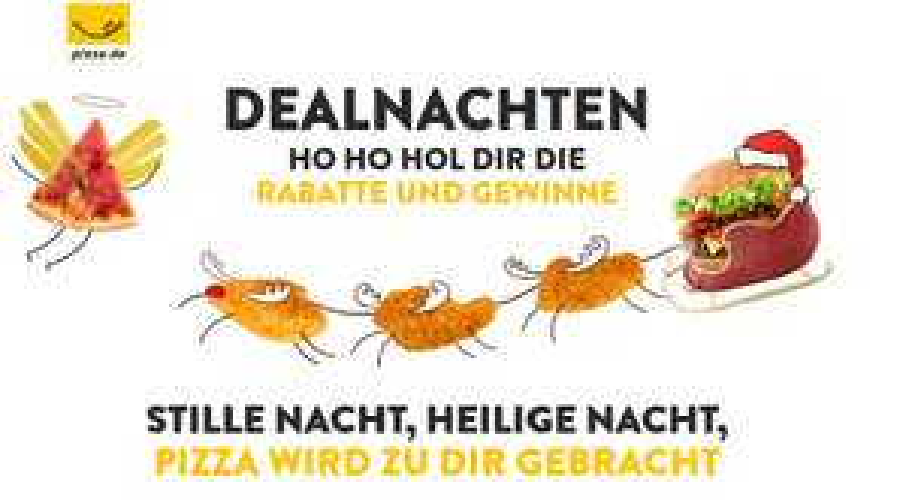 10% pizza.de Gutschein [Neu + Bestandskunden / Web + App / 1x pro Kunde / Ohne MBW]