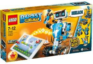 Lego Boost - Creative Toolbox (17101)