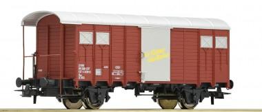 [Modellbahn Spur H0] Roco 66203 SBB gedeckter Güterwagen Epoche IV