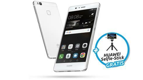 Huawei P9 Lite Dual-SIM 16GB/2GB weiß für 159€ [0815.eu]