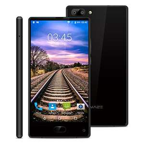 MAZE Alpha 4G Smartphone Android 7.0, 6 Zoll Borderless FHD, Octa-Core 4GB RAM+64GB ROM 13.0MP + 5.0MP Dual Hauptkamera, 4000mAh Akku, Typ-C Fingerabdruck, Dual SIM, B20 inkl. Vsk für 105,80 € > [amazon.fr]
