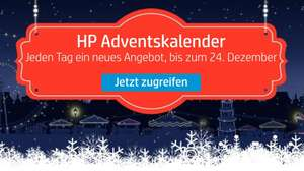HP Adventskalender