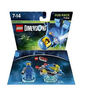 *update* [Amazon] LEGO Dimensions - Fun Pack - Benny 71214 + weitere
