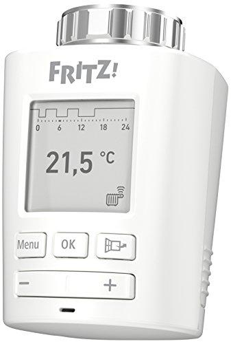 [Amazon] AVM Heizkörperregler FRITZ!DECT 301 (Intelligenter Heizkörperregler für das Heimnetz, für alle gängigen Heizkörperventile und FRITZ!Box mit DECT-Basis, FRITZ!OS ab Version 6.83) weiß, 20002822