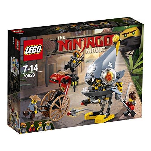 [Amazon] LEGO Ninjago Piranha-Angriff 70629, Unterhaltungsspielzeug