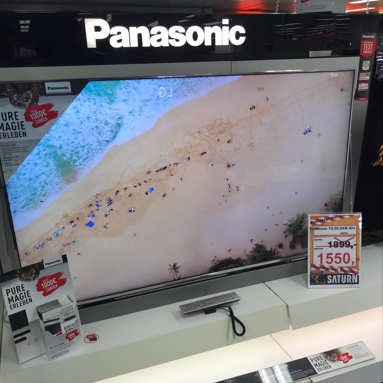 Panasonic TX 58 DXW  804